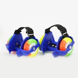 1 Pair Children <font><b>Roller</b></font> Shoes <font><b>Sk