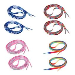 1 Pair Ice Skates Shoelace Roller Skating Accessories Outdoo