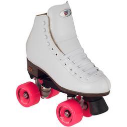Riedell 111 Citizen Skate White w Zen Wheels