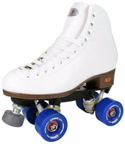 Riedell 111 Fame Roller Skates Traditional High Top Artistic
