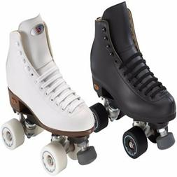 Riedell 111  With Riva Wheels Artistic Roller Rhythm Indoor