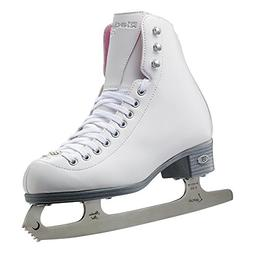 Riedell Skates - 14 Pearl Jr. - Youth Recreational Ice Figur