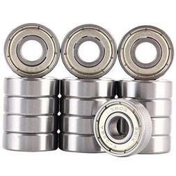 16 pack abec 7 roller skate bearings