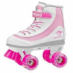 Roller Derby 1978-13 Youth Girls Firestar Roller Skate, Size