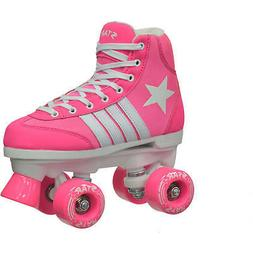 Epic Skates Star Carina Indoor/Outdoor Classic High-Top Quad