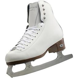 Riedell 33 Diamond Junior Girls Figure Skates