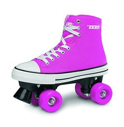 Roces 550030 Model Chuck Roller Skate,Purple,4.5USW,2.5USM,1