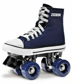 Roces YOUTH 550030 Model Chuck Roller Skate Blue/White 4USG
