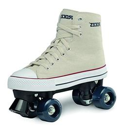 Roces 550030 Model Chuck Roller Skate,Cream,7USW,5USM,38EU,4