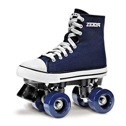 Roces 550030 Model Chuck Roller Skate,Blue/White,13USW,11USM