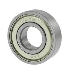 uxcell 6001Z 12 x 28 x 8mm Ball Bearings for Roller-skating