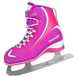 Riedell Skates - 615 Soar Jr - Youth Soft Beginner Figure Ic