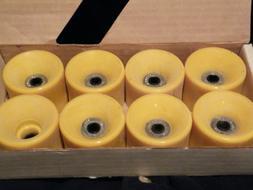 8 vintage roller skate jumbo wheels 5