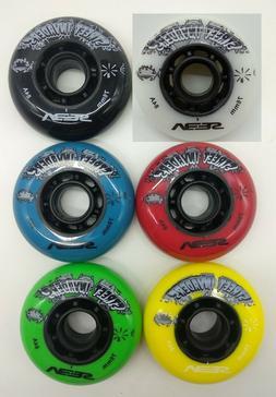 80 mm inline skates 84A SEBA wheel roller blades sports outd