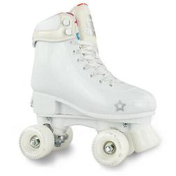 Adjustable Glitter Pop Roller Skates for Girls and Kids by C