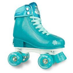 Adjustable Glitter Pop Roller Skates for Girls and Kids by C