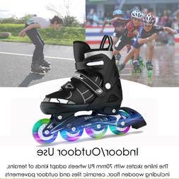 Adjustable Inline Skates Roller Blades Unisex Adult/Kid Brea