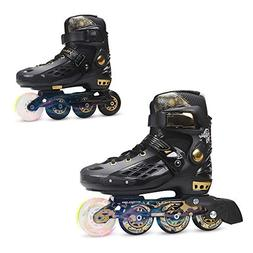 YF YOUFU Adjustable Inline Skates for Kids and Adults, Rolle