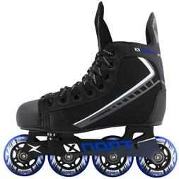 TronX Adjustable Youth and Junior Inline Roller Outdoor Indo