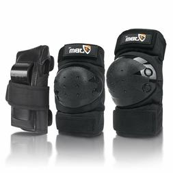 JBM International Adult / Child Knee Pads, Elbow Pads, Wrist