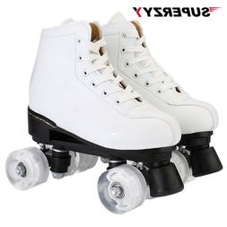 Artificial Leather <font><b>Roller</b></font> <font><b>Skate