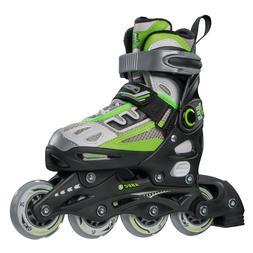 b2 100 adjustable inline skates