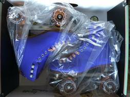 Moxi Beach Bunny Roller Skates Moxi Size 7  Periwinkle NEW!