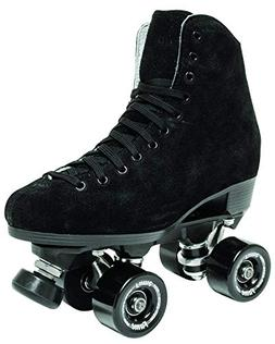 Sure-Grip Black Boardwalk Skates