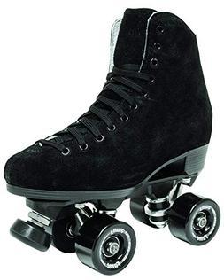 Sure-Grip Black Boardwalk Skates