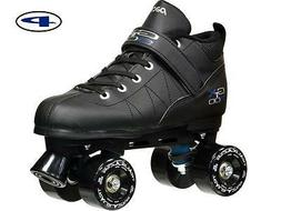 Black Mach-5 Trailblazer Outdoor GTX-500 Quad Speed Roller S