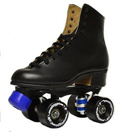 Riedell Black Magic Kids Roller Skates