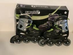 Chicago Blazer Junior Boys Adjustable Inline Roller Skate