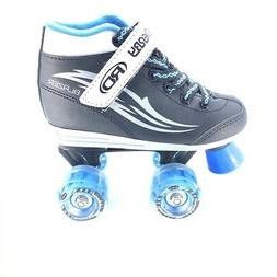 Roller Derby Blazer Boys Quad Light-Up Wheel Roller Skates B