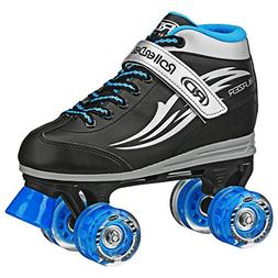Roller Derby Blazer Boy's Lighted Wheel Roller Skate