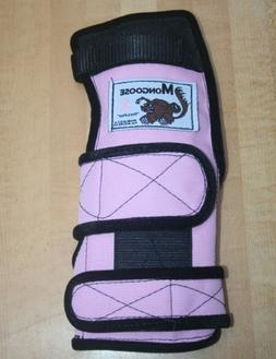 """Mongoose """"Lifter"""" Bowling Wrist Support Right Hand, Small, P"""