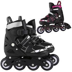 Boys Girls Inline Skates Rollerblade Roller Blades Boots Stu