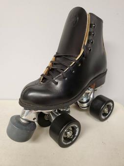 brand new 120 boot roller skates boys