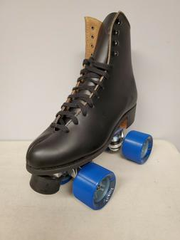 Brand New Riedell 120 Boot Roller Skates Boys size 5