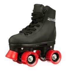 Brand New Chicago Kids Roller Skates Boys Black & Red size 1