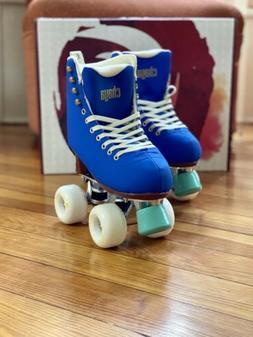 Chaya Melrose Deluxe Outdoor Roller Skates Sz 5 EUR 36