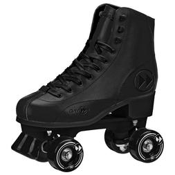 Brand New Rewind Indoor/Outdoor Roller Skates Mens Black siz