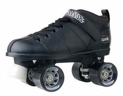 Chicago Bullet Men's Speed Roller Skate -Black Size 7
