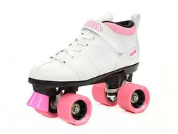 Chicago Bullet White Speed Skates - Chicago Speed Skates - W