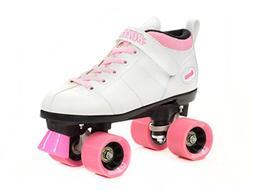 Chicago Bullet White Speed Skates - Chicago Speed Skates - P
