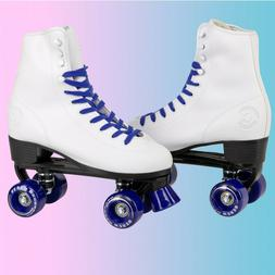 C7skates Soft Faux Leather Roller Skates, Christmas Gifts fo