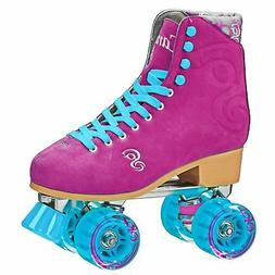candi girl carlin quad artistic roller skates