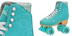 Roller Derby Candi Girl Carlin Quad Artistic Skates Seafoam