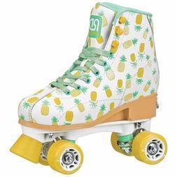 RollerDerby Lucy Adjustable Skate - Pineapple Roller Skates