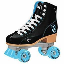 Candi Grl Women's Roller Skate - Sabina, Black/Teal, 08