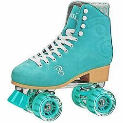 Candi Roller Skates Girl U774 Carlin Quad Artistic Seafoam L